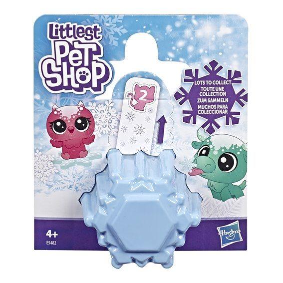 Hasbro Littlest Pet Shop LPS Zvířátka z ledového království - Překvapení 2ks (mix)