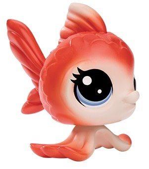 HASBRO LPS Zvířátko 1-73 Rei Angelfisher