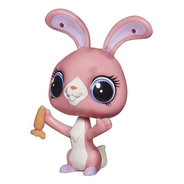 Hasbro Littlest Pet Shop LPS Zvířátko králíček #3800 Bunny Ross