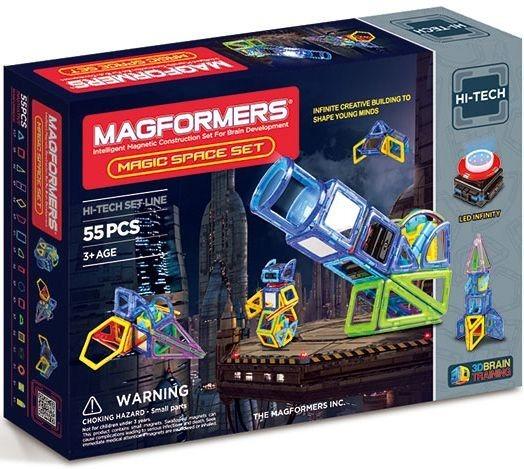 Magic Space 55 dílků
