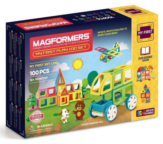 Magformers Můj první 100 dílků
