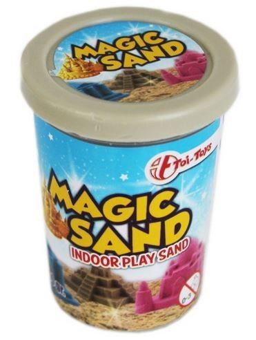 Magický písek pískový 100g