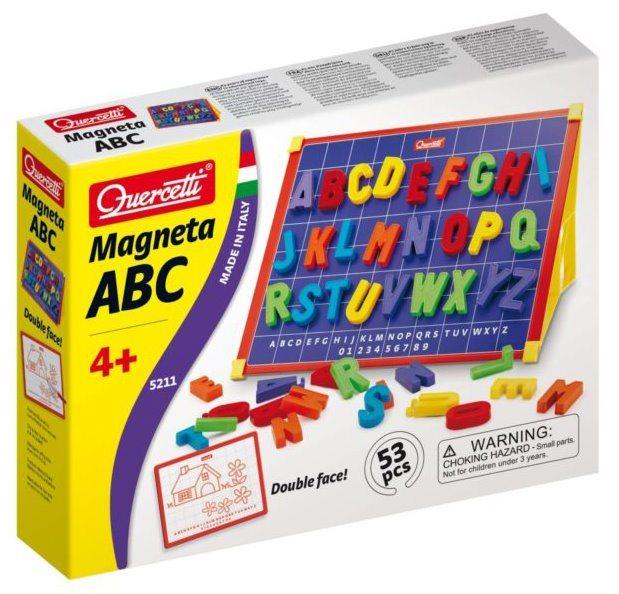 QUERCETTI Magnetická tabule Magneta ABC