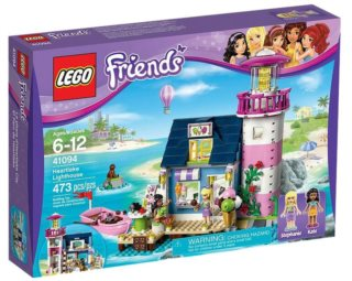LEGO® Friends 41094 Maják v Heartlake