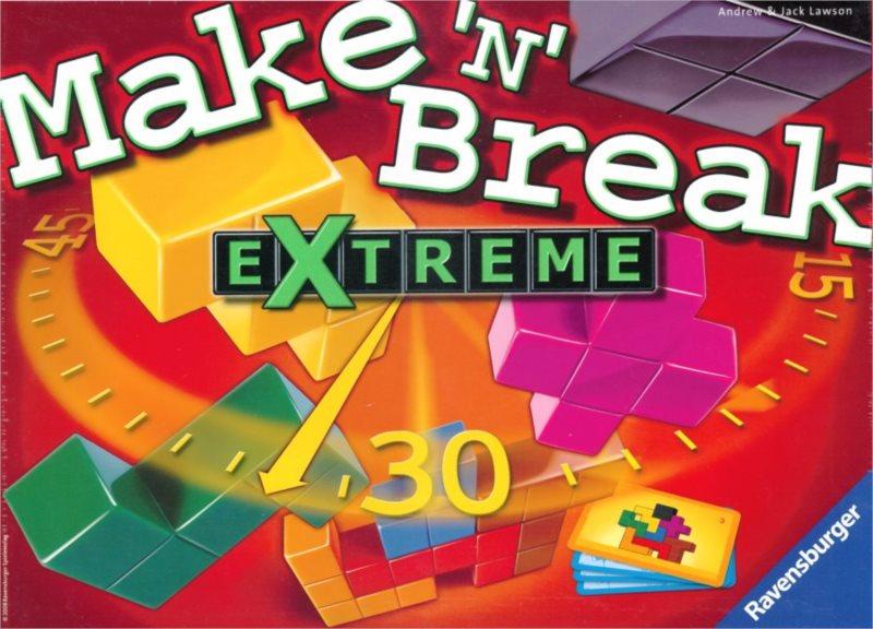 Společenská hra Make 'N' Break Extreme, RAVENSBURGER