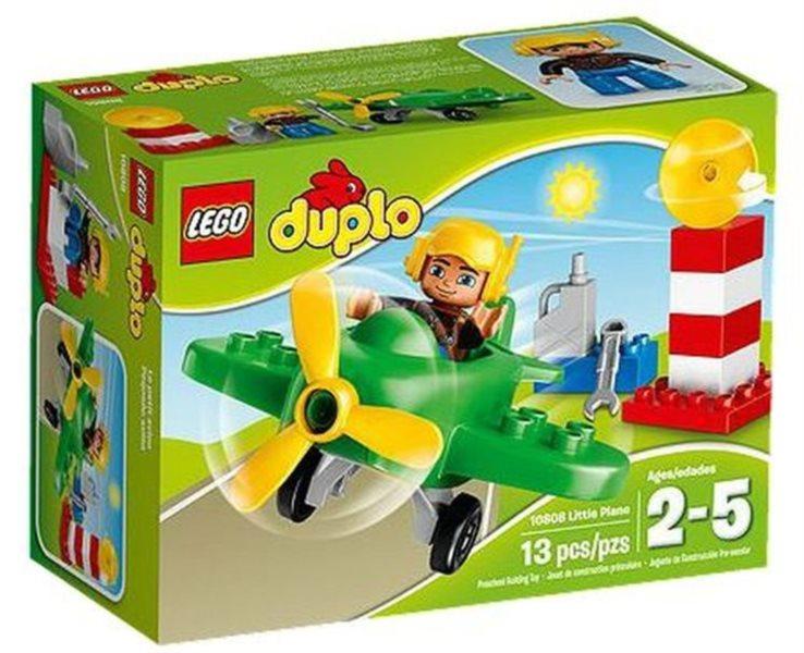 Stavebnice LEGO® DUPLO® 10808 Malé letadlo