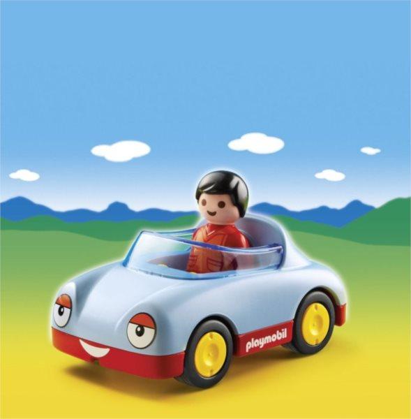 Playmobil 6790 Malý kabriolet (1.2.3)