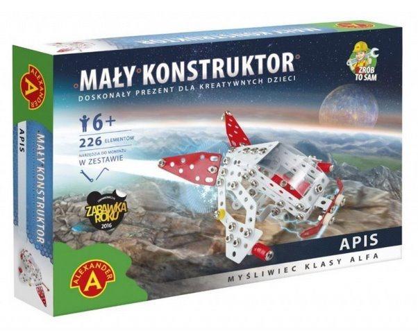 Stavebnice MALÝ KONSTRUKTÉR: Galaktický letoun Apis