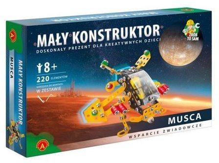 Stavebnice MALÝ KONSTRUKTÉR: Galaktický letoun Musca