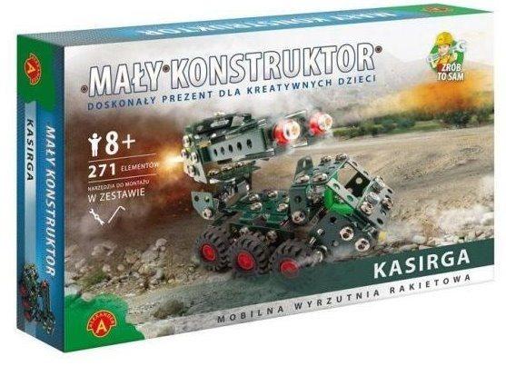 Stavebnice MALÝ KONSTRUKTÉR: Odpalovací zařízení Kasirga