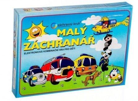 Elektronická kombinační hra pro děti - Malý záchranář