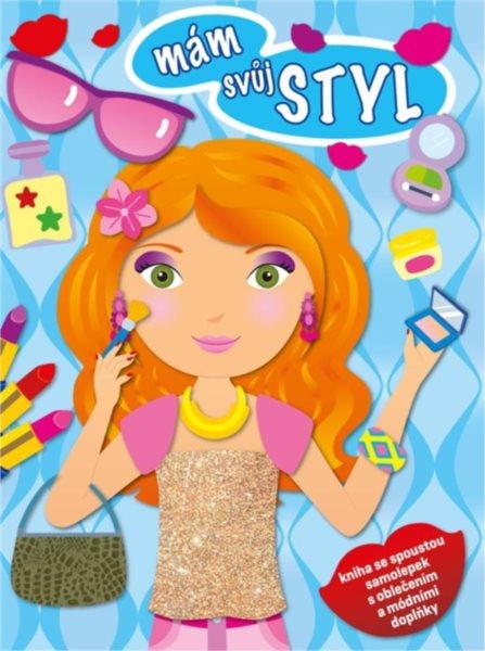 Kniha: Mám svůj styl (modrá), Nakladatelství SUN