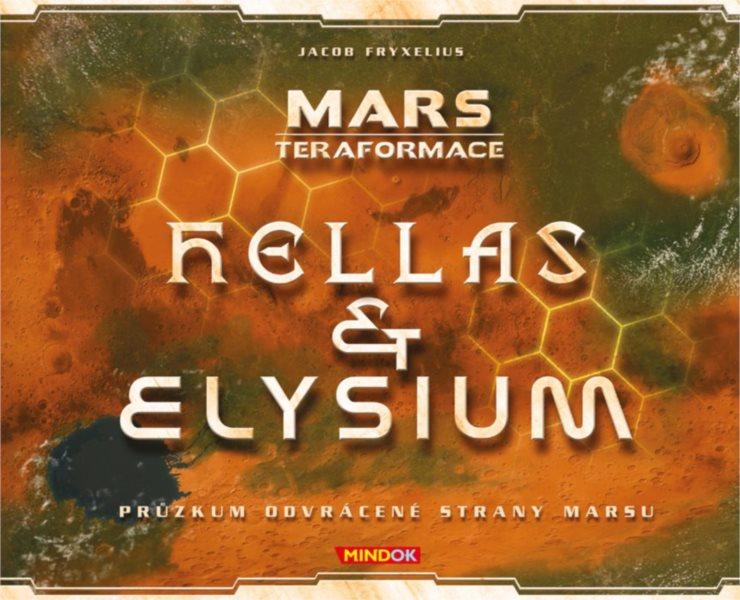 Mars: Teraformace - Hellas & Elysium (rozšíření), MINDOK