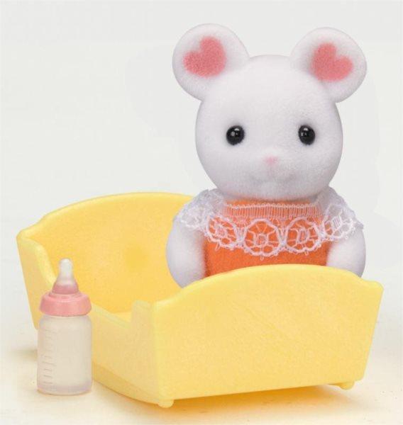 SYLVANIAN FAMILIES Marshmallow myška miminko 5336