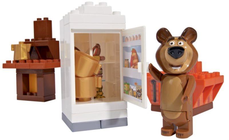 PlayBIG BLOXX Máša a medvěd - Míšův pokoj