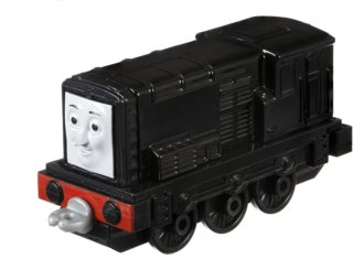 FISHER-PRICE Mašinka Tomáš Adventures: Diesel