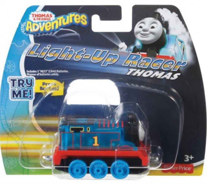Mašinka Tomáš Adventures: Svítící mašinka Tomáš
