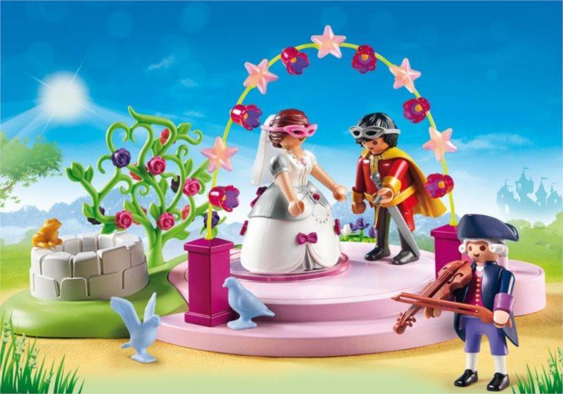 PLAYMOBIL Maškarní ples 6853