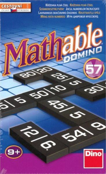 Hra s čísly Mathable Domino, DINO