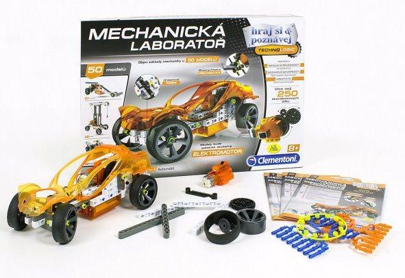 Experimentální sada Mechanická laboratoř, ALBI