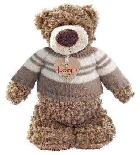 Medvěd Denis ve svetru, 23 cm