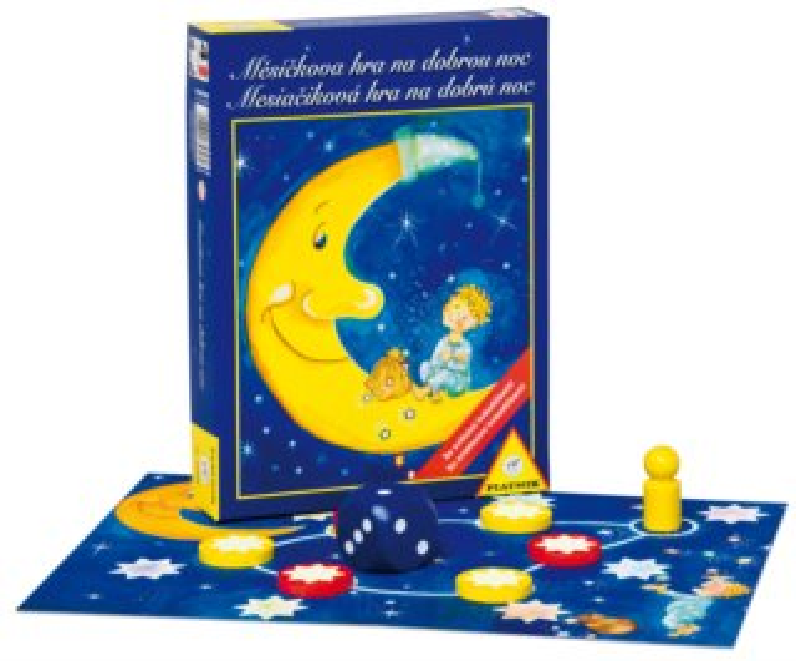 Měsíčkova hra na dobrou noc PIATNIK 756269