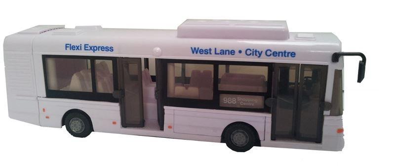 MAC TOYS Městský autobus 1:48