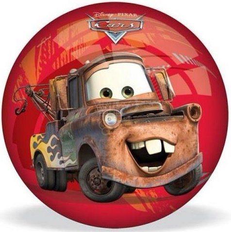 Gumový míč Auta (Cars) průměr 23 cm