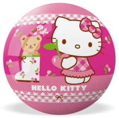 Gumový míč Hello Kitty průměr 23 cm (mix)