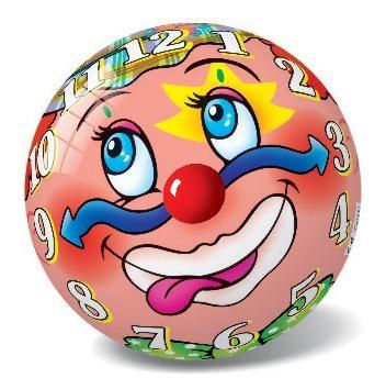 Míč Hodiny s klaunem 23 cm