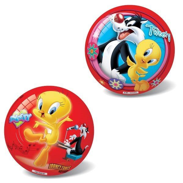 Míč Looney Tunes Tweety 14 cm