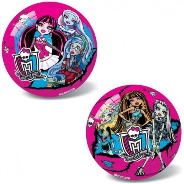 Míč Monster High růžový 23 cm