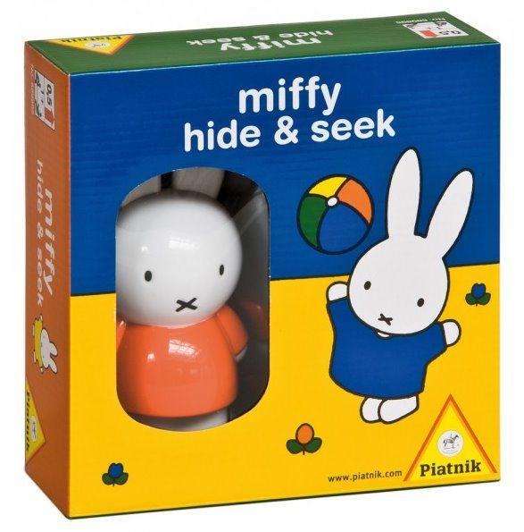 Miffy: Najdi a schovej