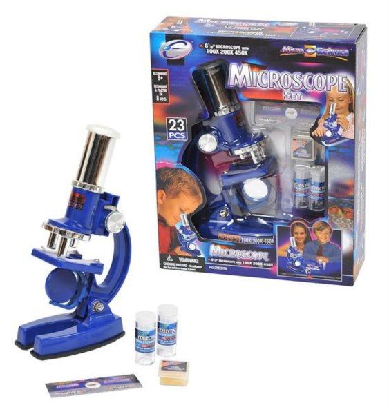 MAC TOYS Dětský mikroskop