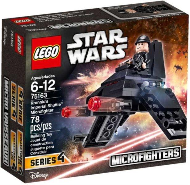 Stavebnice LEGO® Star Wars 75163 Mikrostíhačka Krennicova kosmická loď Impéria