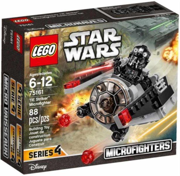 Stavebnice LEGO® Star Wars 75161 Mikrostíhačka TIE Striker