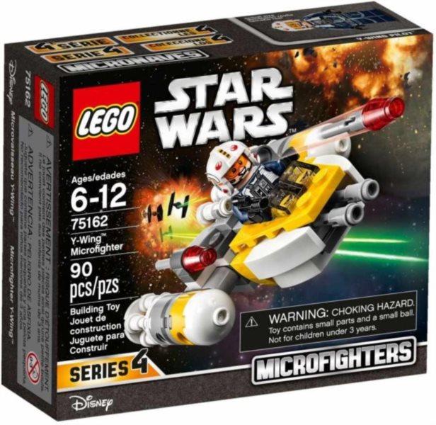 Stavebnice LEGO® Star Wars 75162 Mikrostíhačka Y-Wing