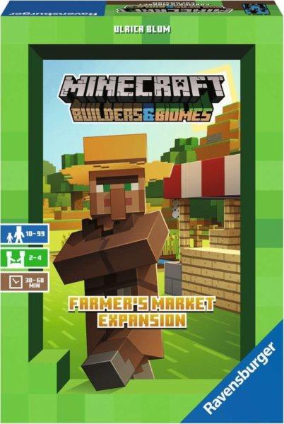 RAVENSBURGER Minecraft: Farmer's Market (rozšíření) s českým návodem