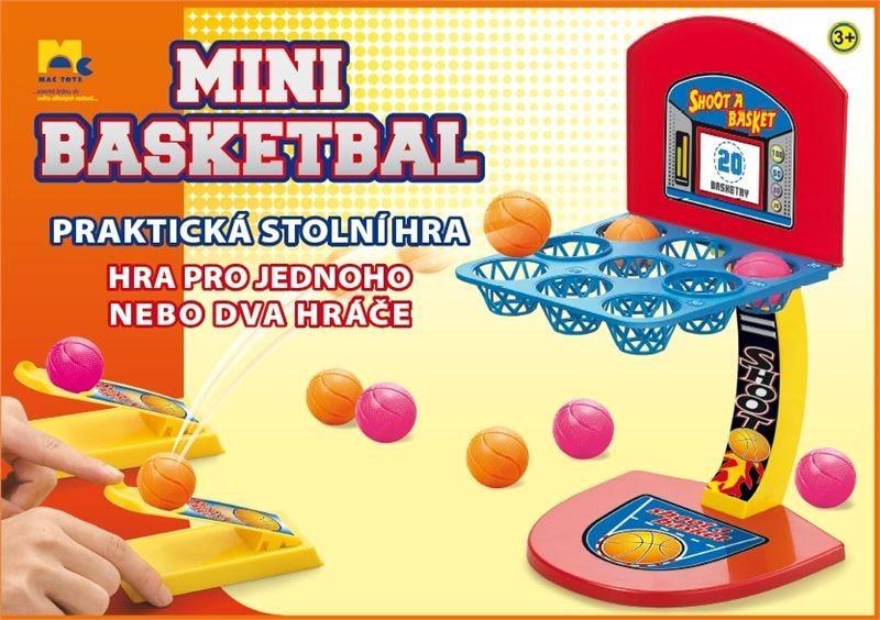 Společenská dovednostní hra Mini Basketbal
