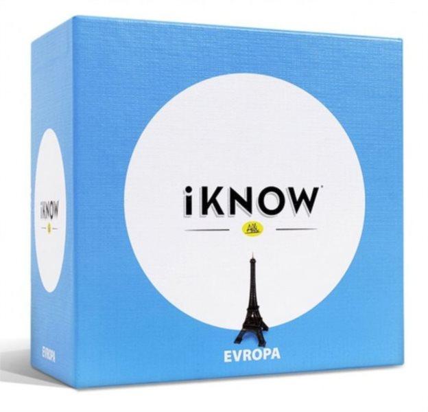 Vědomostní hra Mini iKNOW Evropa, ALBI