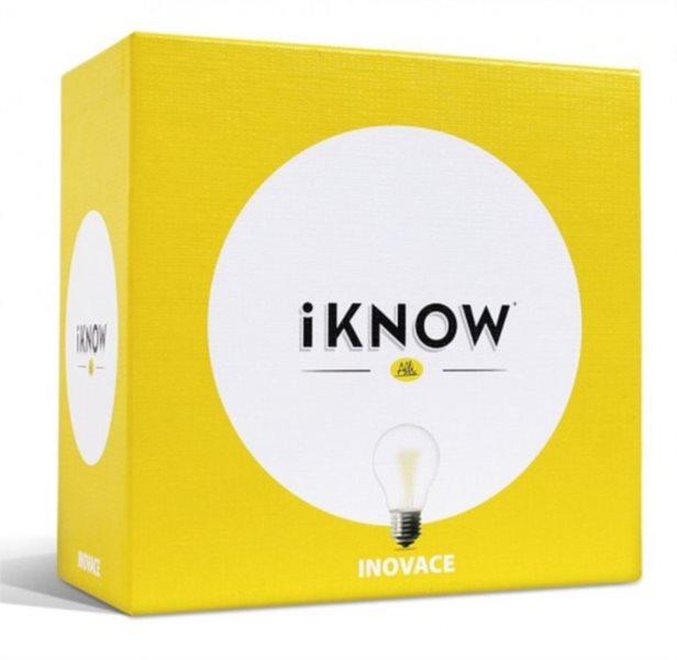 Vědomostní hra Mini iKNOW Inovace, ALBI