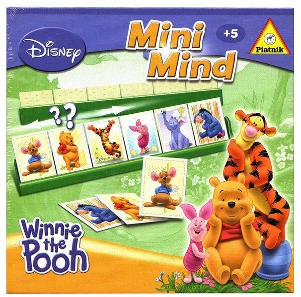 Mini Mind PIATNIK 734892 Medvídek Pú