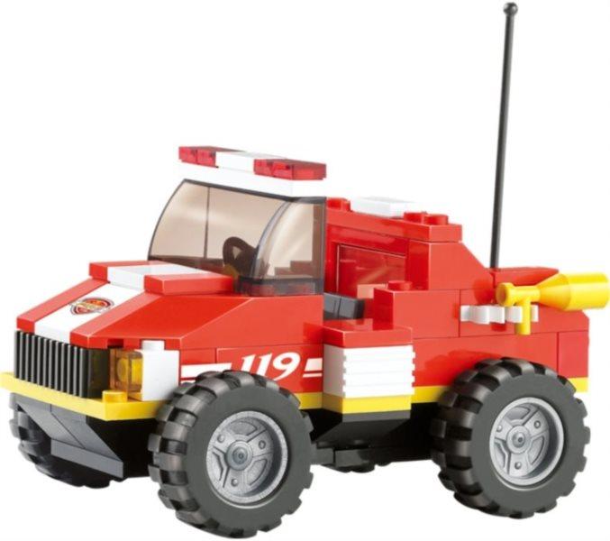 Mini požární vůz
