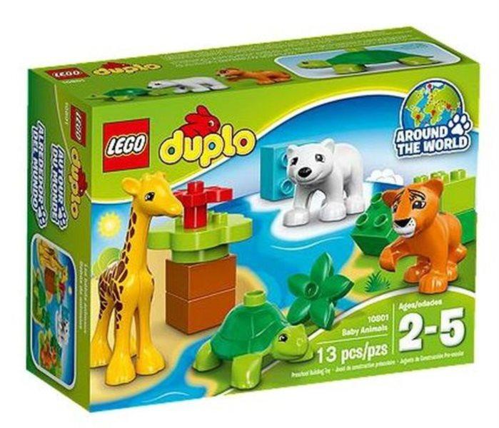 Stavebnice DUPLO® 10801 Mláďátka