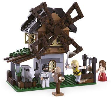 SLUBAN Větrný mlýn