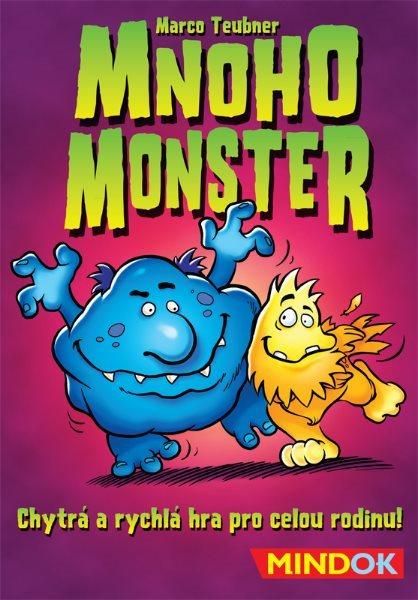 Rodinná hra Mnoho monster, MINDOK