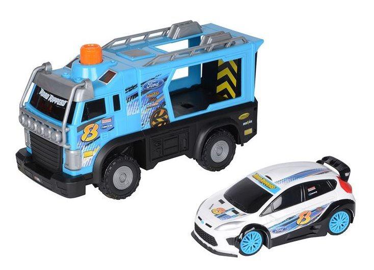 Mobilní servisní jednotka: modrá