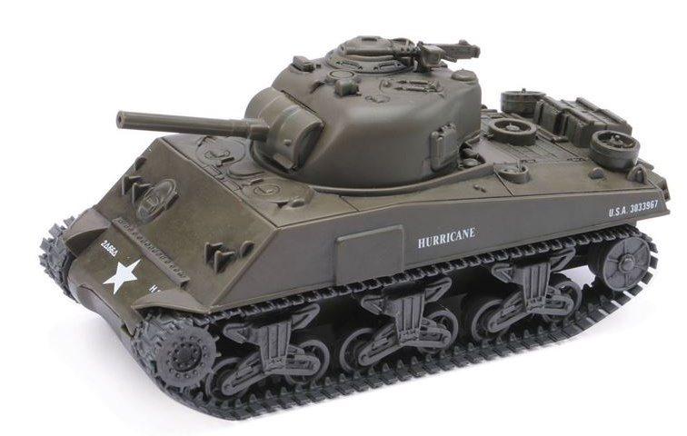 Tank M4A3 (model kit)