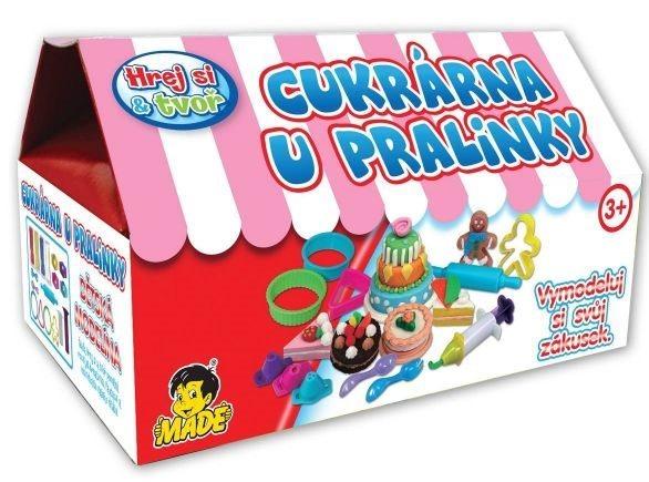 Hrej si & tvoř - MODELÍNA: Cukrárna u Pralinky