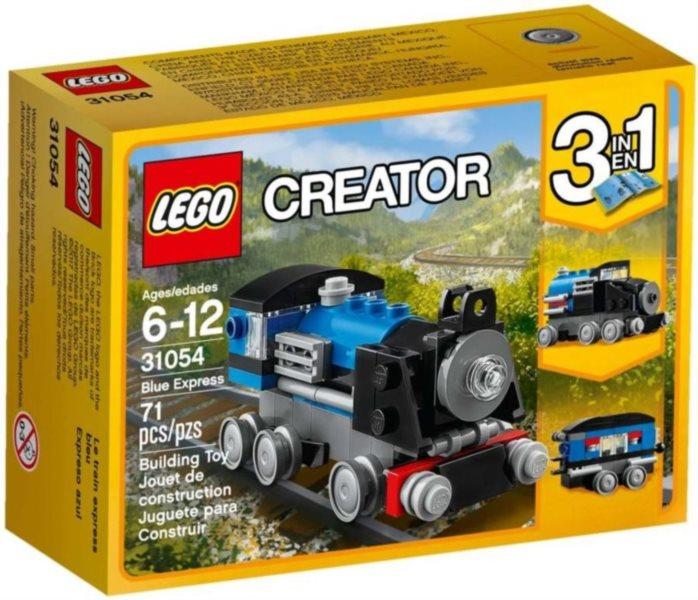 Stavebnice LEGO® Creator 31054 Modrý expres